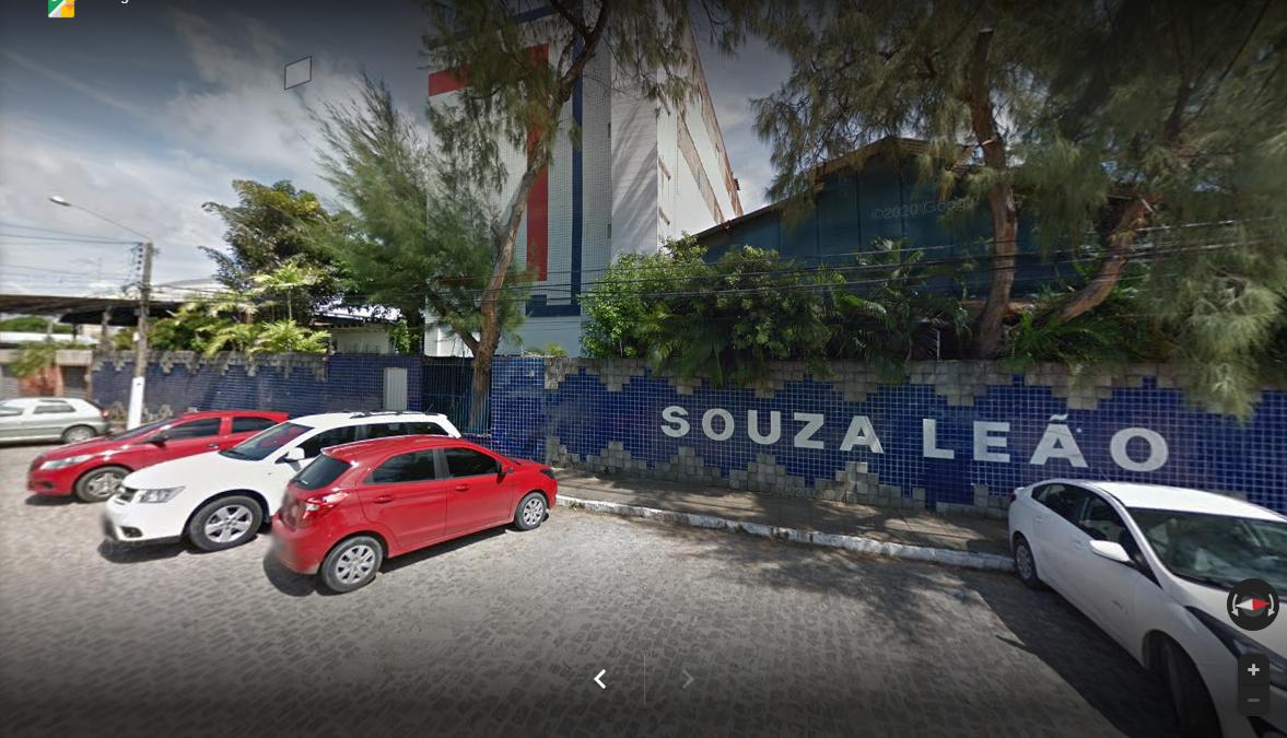 Estrutura Colégio Souza Leão 360º